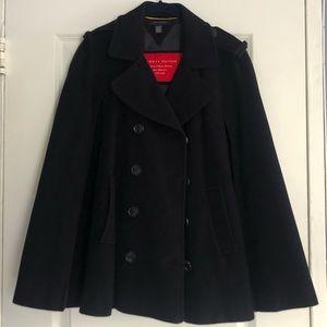 Tommy Hilfiger cape coat